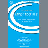 Brandon Ulrich Magnificat in D - Flute 1 & 2 Sheet Music and PDF music score - SKU 340596