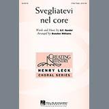 Brandon Williams Svegliatevi Nel Core Sheet Music and PDF music score - SKU 158572