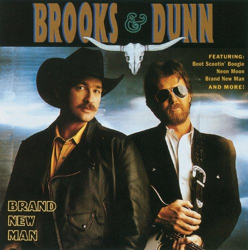 Brooks & Dunn, Boot Scootin' Boogie, Piano, Vocal & Guitar (Right-Hand Melody)