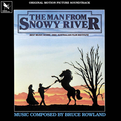 Bruce Rowland, Jessica's Theme (Breaking In The Colt) (from The Man From Snowy River), Piano