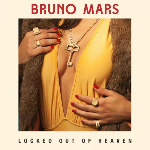 Bruno Mars, Locked Out Of Heaven, Easy Piano