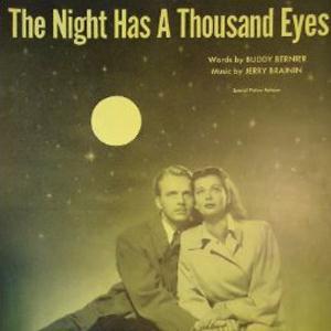 Buddy Bernier The Night Has A Thousand Eyes profile image