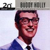 Buddy Holly Everyday Sheet Music and PDF music score - SKU 118455
