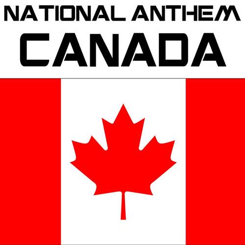 Calixa Lavallee, O Canada!, Piano, Vocal & Guitar (Right-Hand Melody)