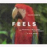 Calvin Harris Feels (feat. Pharrell Williams, Katy Perry & Big Sean) Sheet Music and PDF music score - SKU 125249