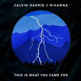 Calvin Harris This Is What You Came For (feat. Rihanna) Sheet Music and PDF music score - SKU 123380