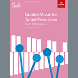 Camille Saint-Saens The Swan from Graded Music for Tuned Percussion, Book III Sheet Music and PDF music score - SKU 506681