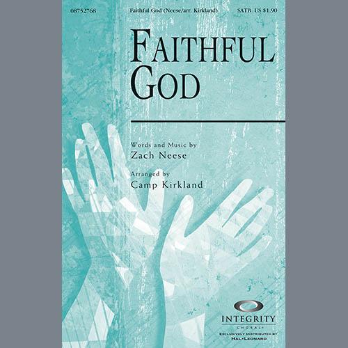 Faithful God sheet music