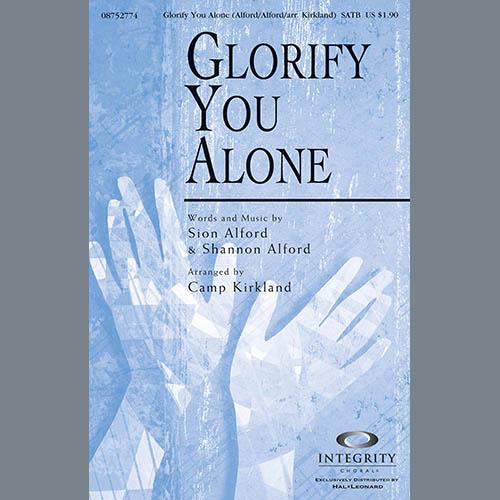 Glorify You Alone sheet music