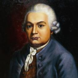 Carl Philipp Emanuel Bach La Complaisante Sheet Music and PDF music score - SKU 125404