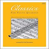 Carl Strommen Classics For Flute Quartet - 3rd Flute Sheet Music and PDF music score - SKU 125022