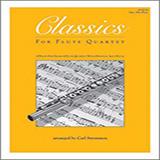 Carl Strommen Classics For Flute Quartet - opt. Alto Flute Sheet Music and PDF music score - SKU 125026