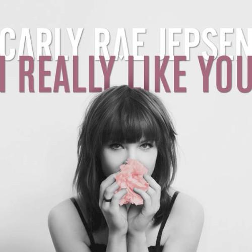 Carly Rae Jepsen I Really Like You Sheet Music and PDF music score - SKU 170423