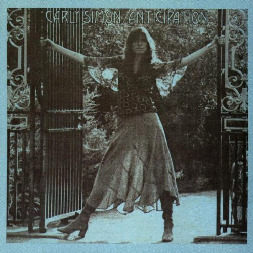 Carly Simon, Anticipation, Piano, Vocal & Guitar (Right-Hand Melody)