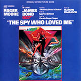 Carly Simon Nobody Does It Better (from The Spy Who Loved Me) Sheet Music and PDF music score - SKU 427990