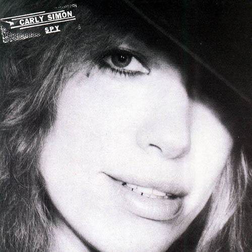 Carly Simon, Vengeance, Piano, Vocal & Guitar (Right-Hand Melody)