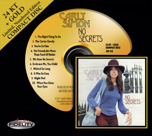 Carly Simon, You're So Vain, Piano, Vocal & Guitar (Right-Hand Melody)
