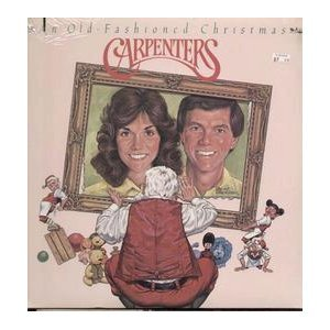 Carpenters, An Old Fashioned Christmas, Piano, Vocal & Guitar (Right-Hand Melody)