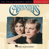 The Carpenters I Won't Last A Day Without You (arr. Phillip Keveren) Sheet Music and PDF music score - SKU 417686
