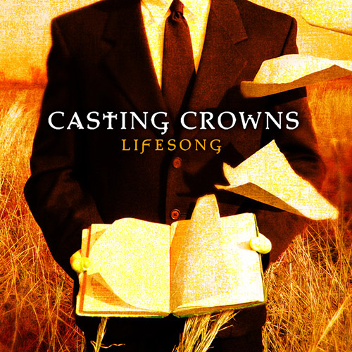 Casting Crowns Stained Glass Masquerade Sheet Music and PDF music score - SKU 55120