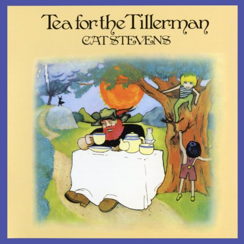 Cat Stevens, Father And Son, Piano, Vocal & Guitar