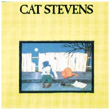 Cat Stevens, The Wind, Piano, Vocal & Guitar (Right-Hand Melody)