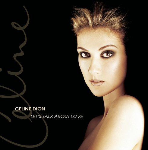 Celine Dion, Tell Him, Piano, Vocal & Guitar (Right-Hand Melody)