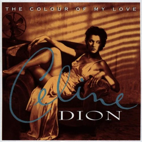 Celine Dion The Colour Of My Love profile image