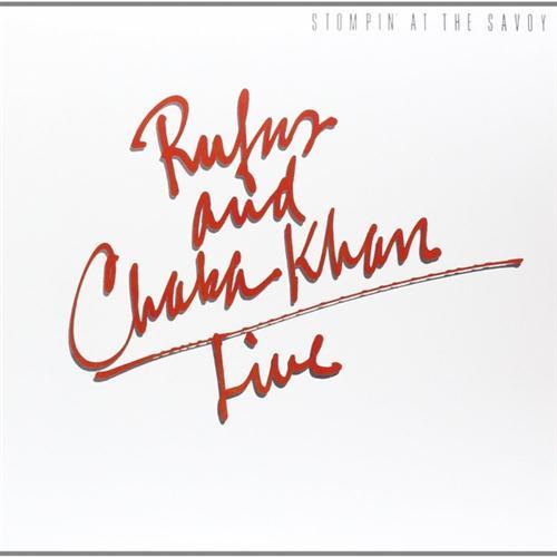 Chaka Khan, Ain't Nobody, Real Book – Melody & Chords
