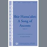 Charles Davidson Shir Hama'alot (A Song of Ascents) Sheet Music and PDF music score - SKU 451659