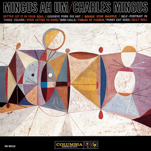 Charles Mingus Better Get Hit In Your Soul profile image