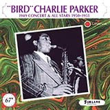 Charlie Parker Anthropology Sheet Music and PDF music score - SKU 13944