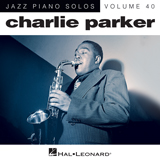 Charlie Parker Ornithology (arr. Brent Edstrom) Sheet Music and PDF music score - SKU 164639