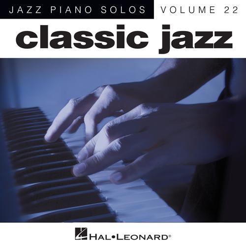 Charlie Parker, Star Eyes (arr. Brent Edstrom), Piano