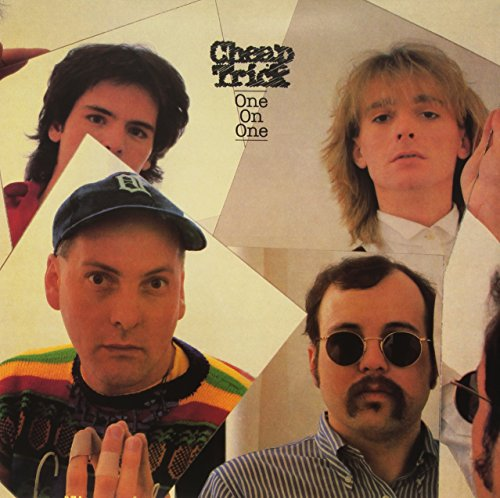 Cheap Trick, If You Want My Love, Guitar Tab