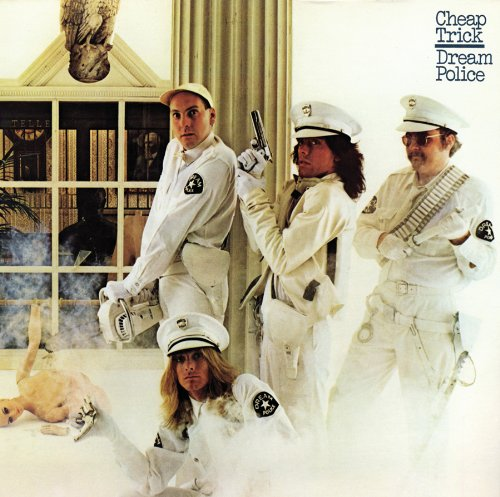 Cheap Trick, Voices, Guitar Tab