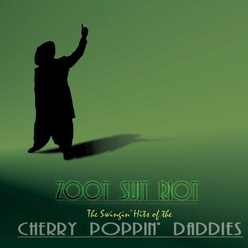 Cherry Poppin' Daddies, Zoot Suit Riot, Piano, Vocal & Guitar (Right-Hand Melody)