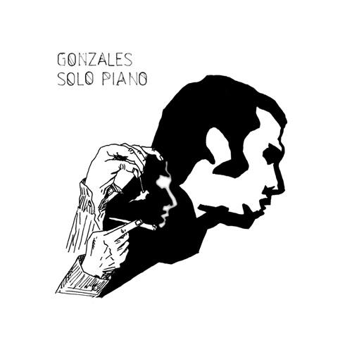 Chilly Gonzales Salon Salloon Sheet Music and PDF music score - SKU 93923