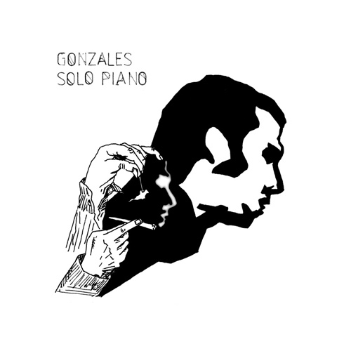 Chilly Gonzales The Tourist Sheet Music and PDF music score - SKU 93919