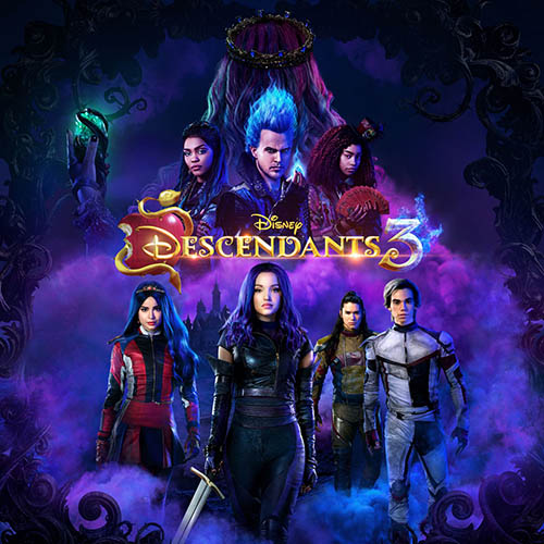China Anne McClain, Dig A Little Deeper (from Disney's Descendants 3), Piano, Vocal & Guitar (Right-Hand Melody)