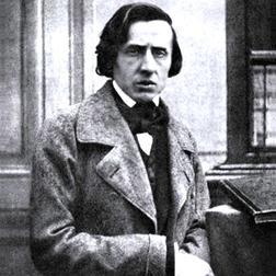 Frederic Chopin Cantabile in B Flat Major Sheet Music and PDF music score - SKU 24389