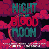 Chris Logsdon Castle In The Clouds (from Night of the Blood Moon) - Synth. Bass Sheet Music and PDF music score - SKU 444618