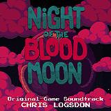 Chris Logsdon Heatseekers (from Night of the Blood Moon) - Synth. Bass Sheet Music and PDF music score - SKU 444596