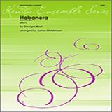 Christensen Habanera (from Carmen) - Bb Clarinet Sheet Music and PDF music score - SKU 322056