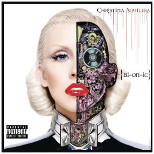 Christina Aguilera Bionic profile image