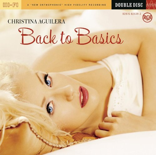 Christina Aguilera, Intro (Back To Basics), Piano, Vocal & Guitar (Right-Hand Melody)