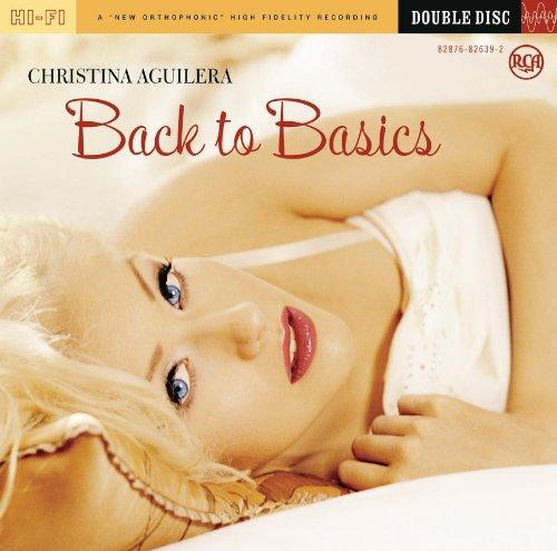 Christina Aguilera Save Me From Myself profile image