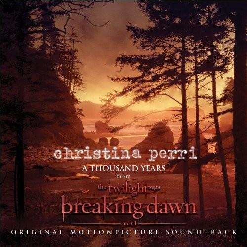 Christina Perri A Thousand Years Sheet Music and PDF music score - SKU 162293
