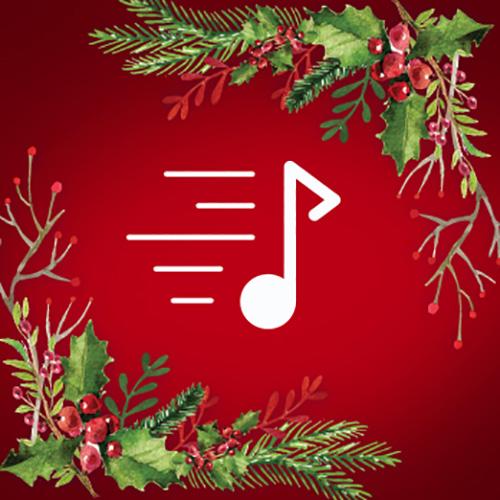 Christmas Carol, A Merry Christmas (jazzy arrangement), Piano