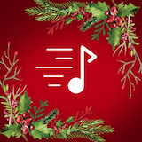Christmas Carol Infant Holy, Infant Lowly Sheet Music and PDF music score - SKU 112429
